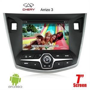 Chery Arrizo 3 Car Stereo Audio Radio Android GPS Navigation Camera