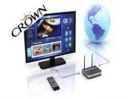 Crown IPTV Service