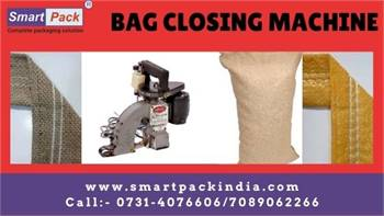 Bag Closer Machine For Jute Bag Packing