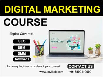 digital marketting course