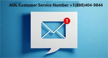 AOL Customer Service ☎ +1(888) 405-9844 | Toll Free Number