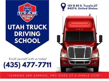 Local Truck Driving Schools
