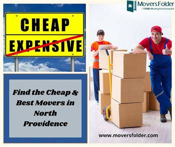 Find the Cheap & Best Movers in North Providence