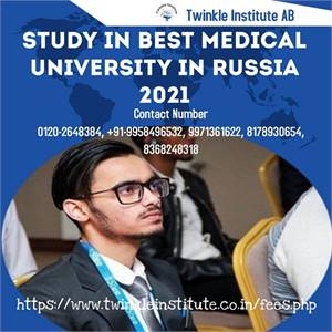 study MBBS in Russia 2021 Twinkle InstituteAB