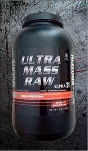 Ultra Mass Raw Alpha 31 Nanogenetics 360$