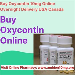 Buy Oxycontin OC 10mg Online Overnight Delivery US Canada