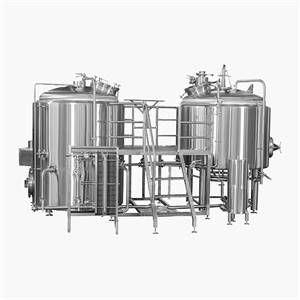 High Quality Supplier 10bbl Direct Fire Micro Brewery Company