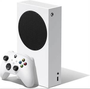 Microsoft – Xbox Series S 512 GB All-Digital Console (Disc-Free Gaming) – White