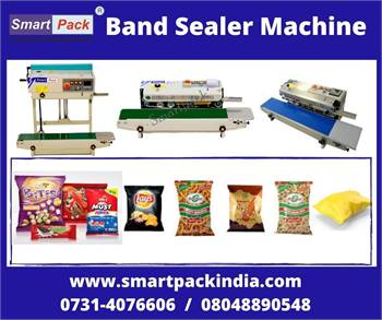 Vertical Band Sealer SS Body