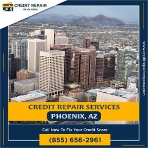 Best Offers in Credit repair Phoenix, AZ