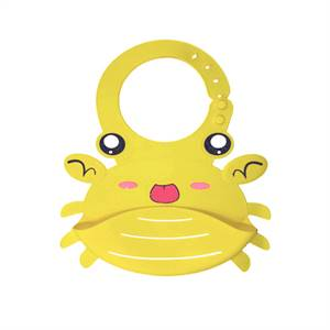 Wholesale Eco Friendly Safe Food Grade Silicone Baby Bib Suction Bowl Set with Silicone Spoon