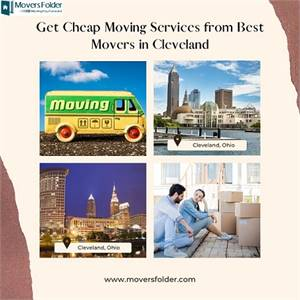 Get Cheap Moving Services from Best Movers in Cleveland