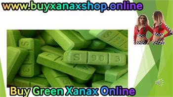 Buy Green Xanax Bars Online With Cheap Price | Buyxanaxshop