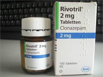 Buy Rivotril (Clonazepam)