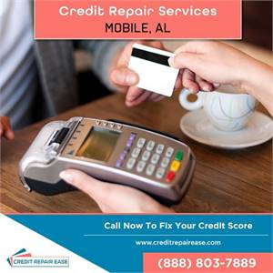 How to improve my credit score fast In Mobile, AL