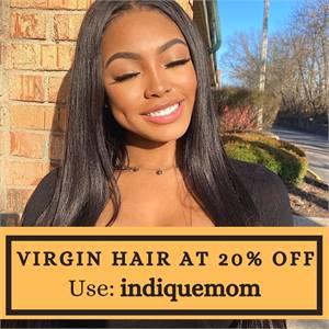 Indique hair sale 20% off