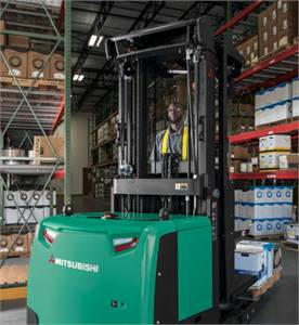 Warehouse Order Picker and Industrial Racking Systems