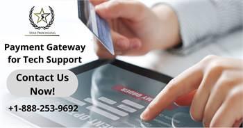 Tech Support Payment Gateway