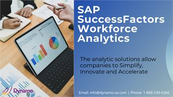 Best SAP SuccessFactors Consulting Services in USA