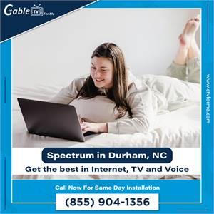 Spectrum Internet - Reliable High Speed in Durham, NC
