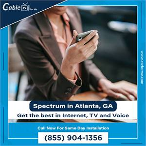 Get the best Cable provider in Atlanta, GA