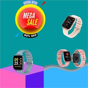 IP67 P8 Smartwatch Wristband Men Women Sport Clock