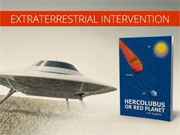 EXTRATERRESTRIALS ARE HERE ?