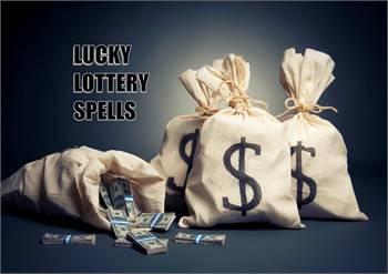 LOTTERY SPELLS THAT REALLY WORKS TO WIN MEGA EURO JACKPOTS AND POWER BALL.