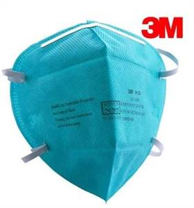 3M 9132 N95 healthcare Particulate Respirator and Surgical Mask, 30pcs/box, clearance sale