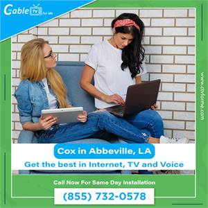 Get High Speed Internet with Cox Internet Plans in Abbeville