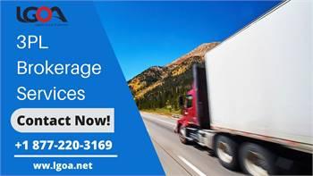 3PL Brokerage Services