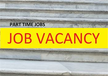 Part time job for freshers