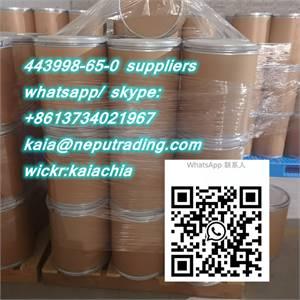 443998-65-0 suppliers kaia@neputrading.com whatsapp/ Skype:+8613734021967