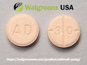 Buy Adderall 30mg online at the cheapest price