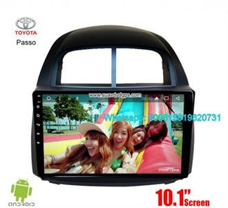Toyota Passo Radio Car Android WiFi GPS Camera Navigation
