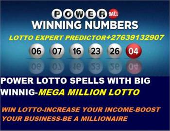 AUSTRALIA NO 1 SAME DAY WORKING LOTTO SPELLS  TO WIN NATIONAL &  INTERNATIONAL LOTTERY +27639132907