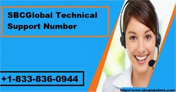 SBCGlobal Technical Support Number 1-833-836-0944   Phone Number