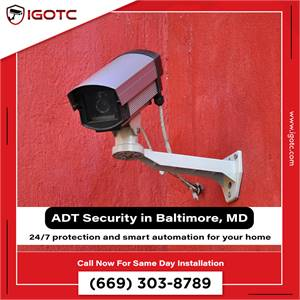 Protect Your Home in Baltimore, MD with Alder Home Security