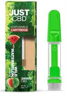 WBUD THC Vape Cartridge – Watermelon