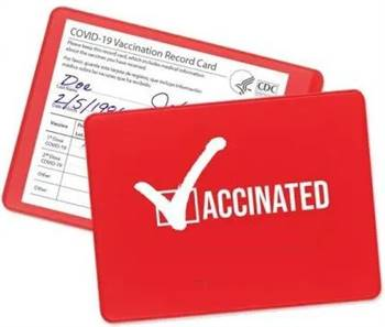 We Provide Registered & Authentic Vaccination Proof