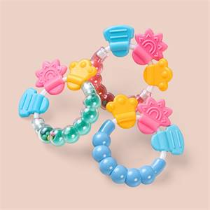 High Quality Legenday Customized Food Grade Sensory Teething Toy Bpa Free Supplier