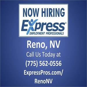 Express Employment Professionals of Reno, NV
