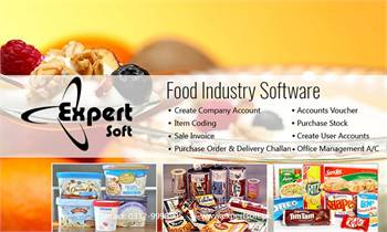 Food Industry Software | Food Manufacturing Software - Expert Soft