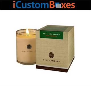 Get High-quality customized Candle Boxes in Canada