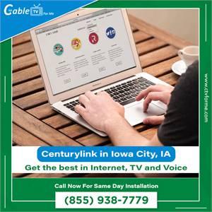 Get Same Day Intallation with CenturyLink Internet