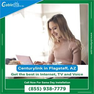 Get CenturyLink Internet in Flagstaff, AZ