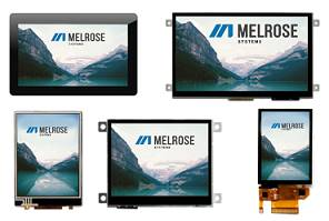 Melrose Systems, Touchscreen and Display Manufacturer in USA