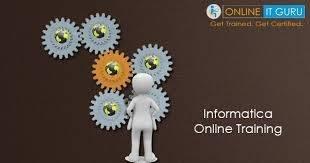 Informatica Online Training | Informatica Course | OnlineITGuru