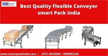 Best Quality Flexible Conveyor smart Pack India