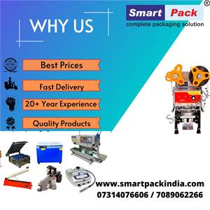 Smart Pack All Type Packaging solutions in India
